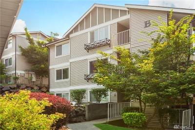Mill Creek Condo/Townhouse For Sale: 16101 Bothell Everett Hwy #B101