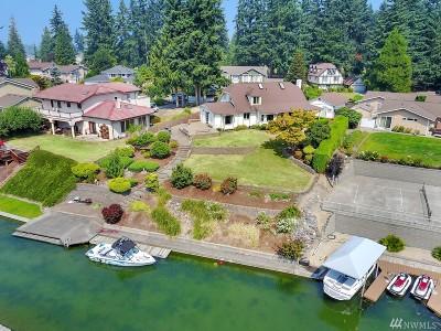 Lake Tapps Single Family Home For Sale: 2908 206th Av Ct E