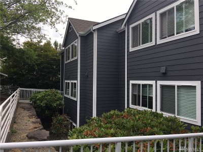 Kirkland Condo/Townhouse For Sale: 12611 109th Ct NE #J202