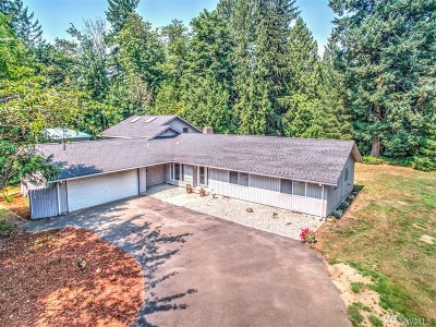 Olympia Single Family Home For Sale: 2626 33rd Trail NE