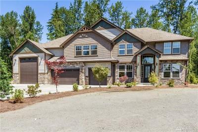Lake Stevens Single Family Home For Sale: 11121 143rd Ave NE