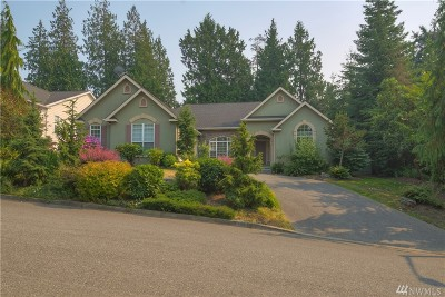 Anacortes WA Single Family Home Pending Inspection: $477,000