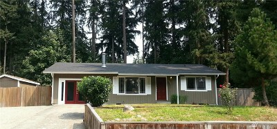Lake Tapps WA Single Family Home For Sale: $307,000