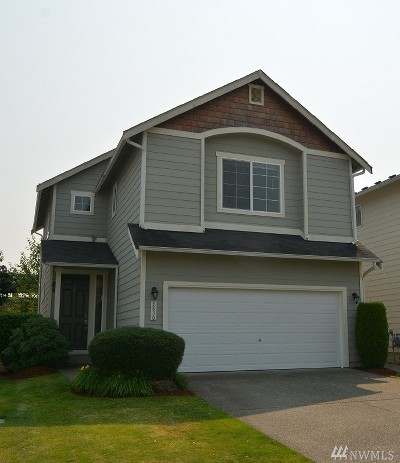 Puyallup Single Family Home For Sale: 9830 187th St Ct E