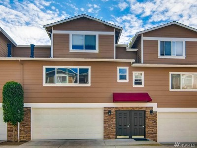 Kenmore Condo/Townhouse For Sale: 17915 80th Ave NE #C3