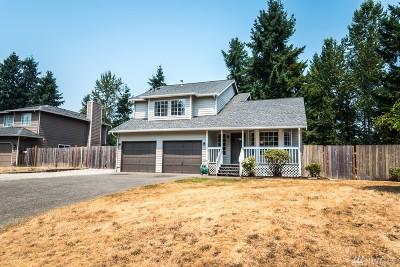 Bonney Lake Single Family Home For Sale: 20807 108th St Ct E