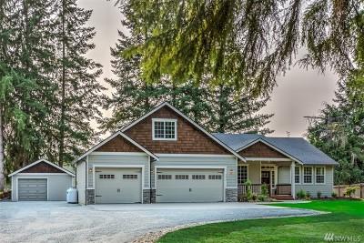 Lake Stevens Single Family Home For Sale: 7815 154th Dr NE