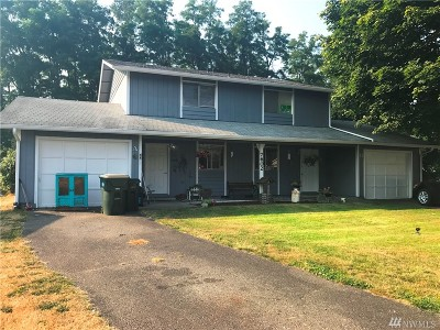 Multi Family Home For Sale: 7602 Stable Ct SE