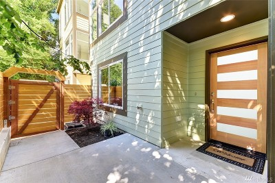 Single Family Home For Sale: 12018 15th Ave NE
