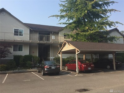Everett Condo/Townhouse For Sale: 11527 Highway 99 #B-106