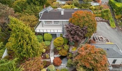 Edmonds Single Family Home For Sale: 960 Edmonds St