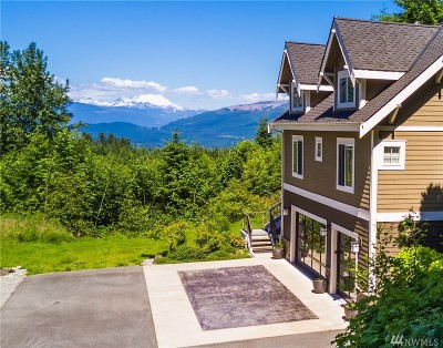 Mount Vernon Single Family Home For Sale: 21590 Alderbrook Lane