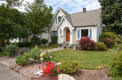 Lynden Single Family Home For Sale: 802 Edson St