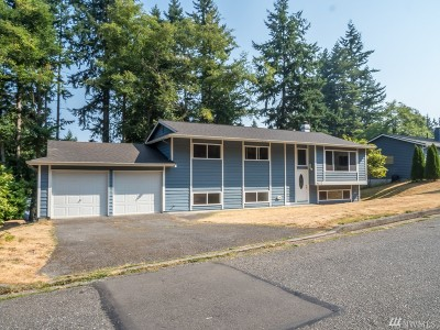 Edmonds Single Family Home For Sale: 6117 148th Place SW