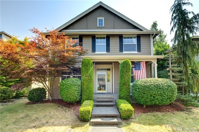 Snoqualmie Single Family Home For Sale: 7206 Douglas Ave SE