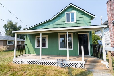 Sedro Woolley Single Family Home For Sale: 216 W Woodworth St