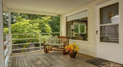 Kirkland Single Family Home For Sale: 11115 NE 112th St