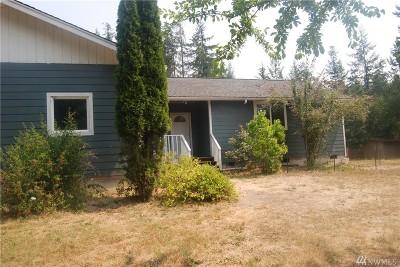Shelton Single Family Home For Sale: 95 E Effie Prosser Road