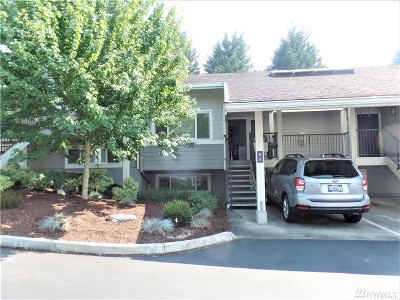 Bellevue Condo/Townhouse For Sale: 15216 NE 8th Ave #H3