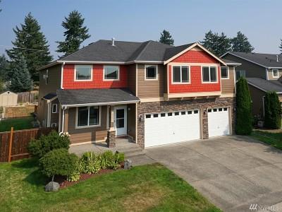 Graham Single Family Home For Sale: 22821 85th Av Ct E