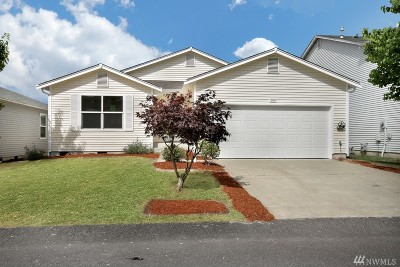 Graham Single Family Home For Sale: 19210 105th Av Ct E