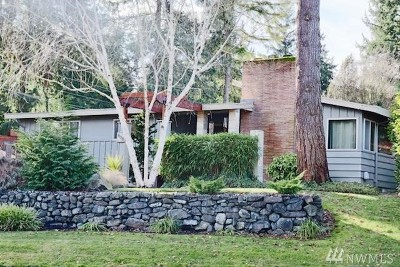 Fircrest Single Family Home For Sale: 808 Alameda Ave
