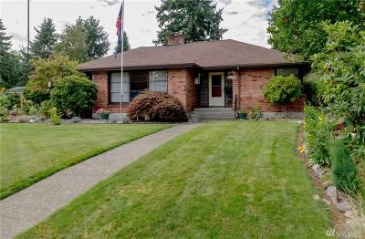 Auburn Single Family Home For Sale: 505 H St