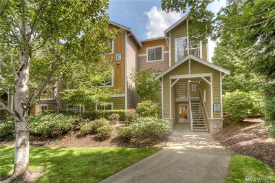 Sammamish Condo/Townhouse For Sale: 710 240th Wy SE #C104