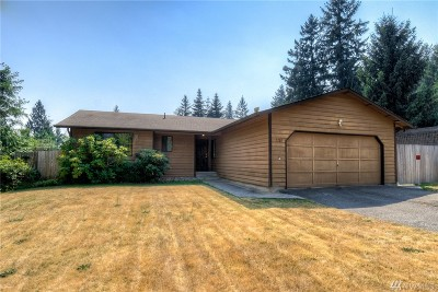 Bonney Lake Single Family Home For Sale: 7701 194th Ave E