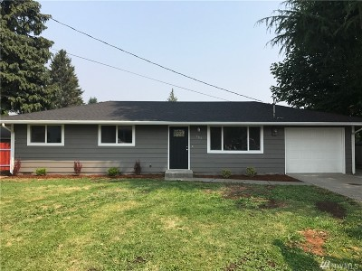 Sedro Woolley Single Family Home For Sale: 702 Alexander St