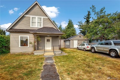Single Family Home For Sale: 2521 Orleans St