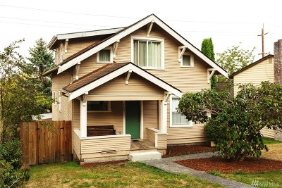 Everett Single Family Home For Sale: 4705 S 4th Ave