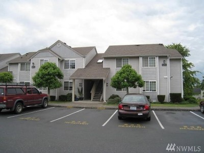 Bellingham Condo/Townhouse For Sale: 4244 Wintergreen Cir #369