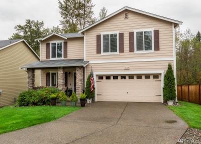 Covington Single Family Home For Sale: 18712 SE 244th Lane