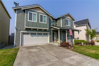 Spanaway Single Family Home For Sale: 2013 187th St Ct E