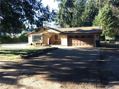 Arlington Single Family Home For Sale: 18706 Smokey Point Blvd