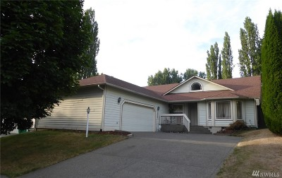 Olympia Single Family Home For Sale: 3608 Nissing Wy SE