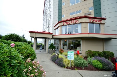 Condo/Townhouse Sold: 3201 Pacific Ave #202
