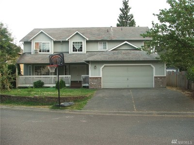 Auburn Single Family Home For Sale: 3331 S 300 Place