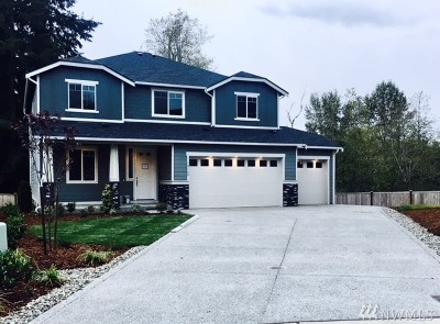 Lacey Single Family Home For Sale: 8448 21st Ave SE
