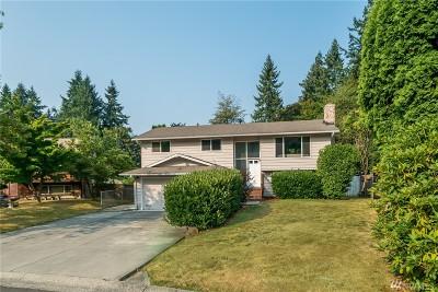 Kirkland Single Family Home For Sale: 13813 127th Ave NE