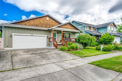 Burlington Single Family Home For Sale: 1099 Homestead Dr