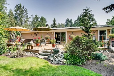 Woodinville Single Family Home For Sale: 22832 104th Ave SE