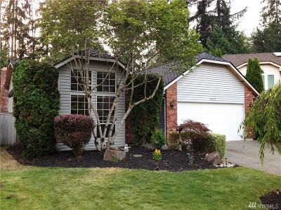 Everett Single Family Home For Sale: 12412 36th Ave SE