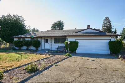 Tacoma Single Family Home For Sale: 10709 103rd St SW