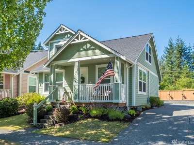 Snoqualmie Single Family Home For Sale: 34428 SE Osprey Ct
