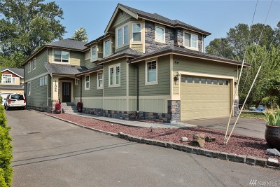 Tukwila Single Family Home For Sale: 11866 44th Place S