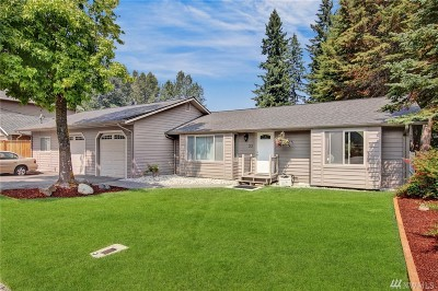 Everett Single Family Home For Sale: 23 Meadow Place SE