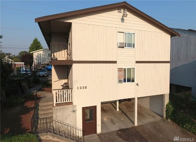 Everett Multi Family Home For Sale: 1332 Chestnut