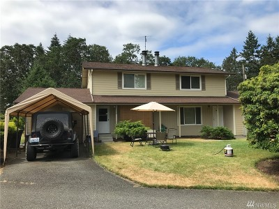 Spanaway Multi Family Home For Sale: 814 196th St E